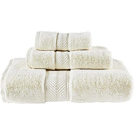 Better Homes And Gardens Egyptian Cotton 3 Piece Towel Set