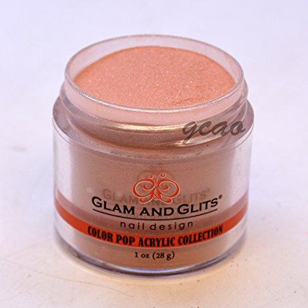 glam glits acrylic powder 1 oz sunburn cpa378