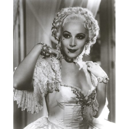 bd511a6ad Dolores Del Rio Posed wearing Tube Dress with Blazer Photo Print ...