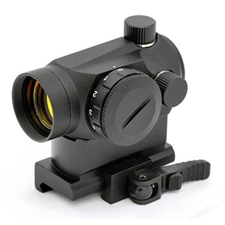 Hammers Co-witness Mini Micro MRO 3.5MOA Red Dot Sight with Quick Detach Riser