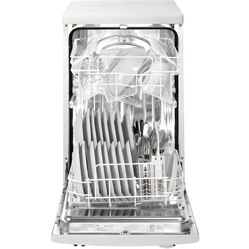 Danby 8-Place Setting Portable Dishwasher, White - Walmart.com