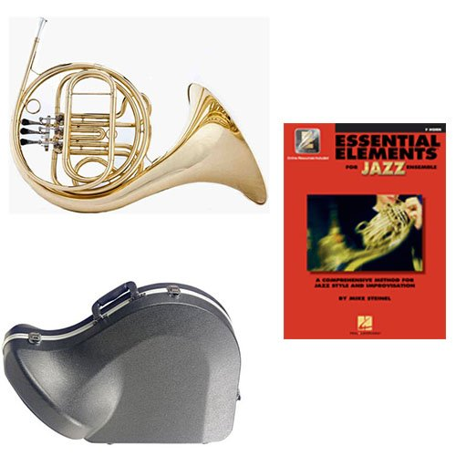 Band Directors Choice Single French Horn in F Essential Elements for Jazz Ensemble Pack;... by Band Directors Choice