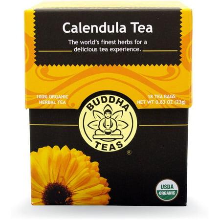 Calendula Tea -