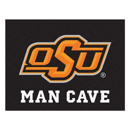 Oklahoma State Man Cave All-Star Mat 33.75