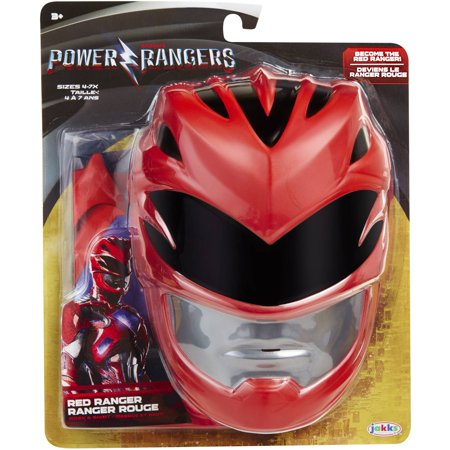 Power Rangers Movie Dress Up - Red Ranger - Movies Dress Up