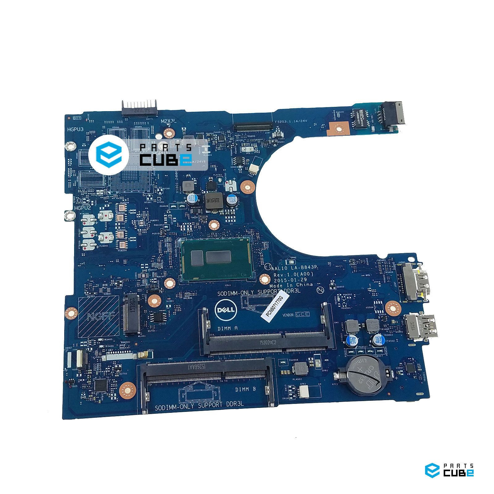 NEW Dell Inspiron 15 5000 Series 5558 Motherboard NRNP9