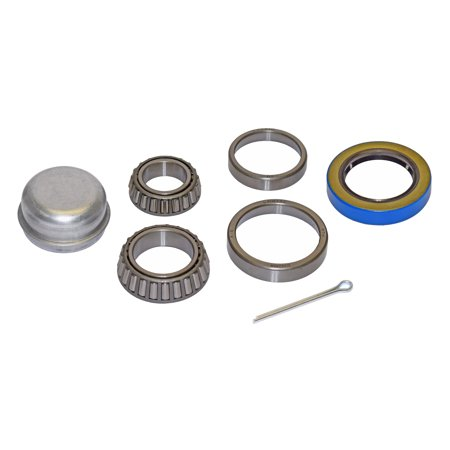 Trailer Bearing Repair Kit For 1-3/8 Inch to 1-1/16 Inch Tapered Spindle ()