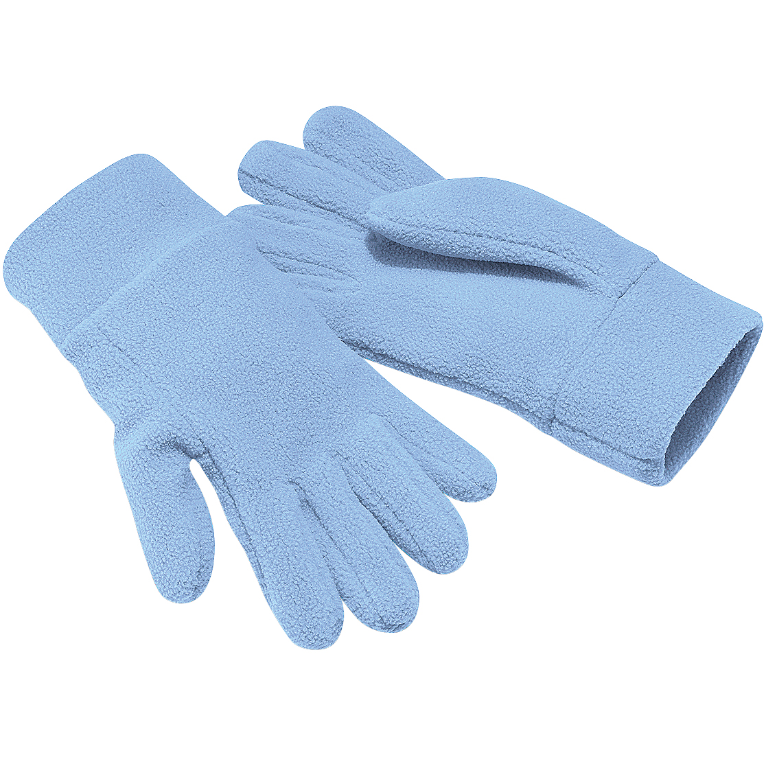 Beechfield Mens Winter Suprafleece Thinsulate Gloves