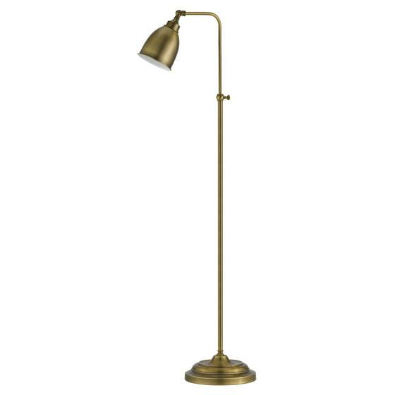 Cal Lighting Bo 2032fl Pharmacy Floor Lamp With Adjule Pole