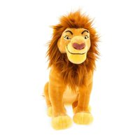 Disney Store Mufasa The Lion King Medium Plush New with Tags