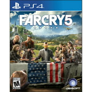 Far Cry 5, Ubisoft, PlayStation 4, REFURBISHED/PREOWNED