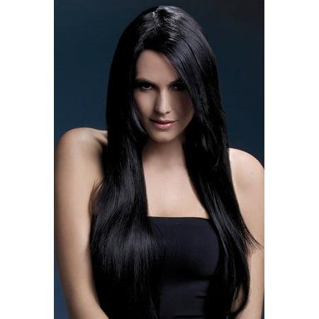 Fever Amber Wig (Black)
