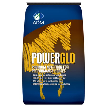 Champion Pellet (Adm Animal Nutrition 50LB PowerGlo)