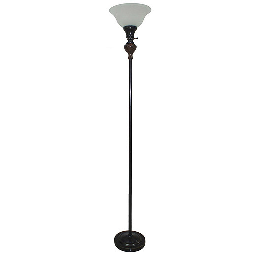 Click here to buy Better Homes and Gardens Marble Font Floor Lamp by Jimco Lamp and Manufacturing Company.