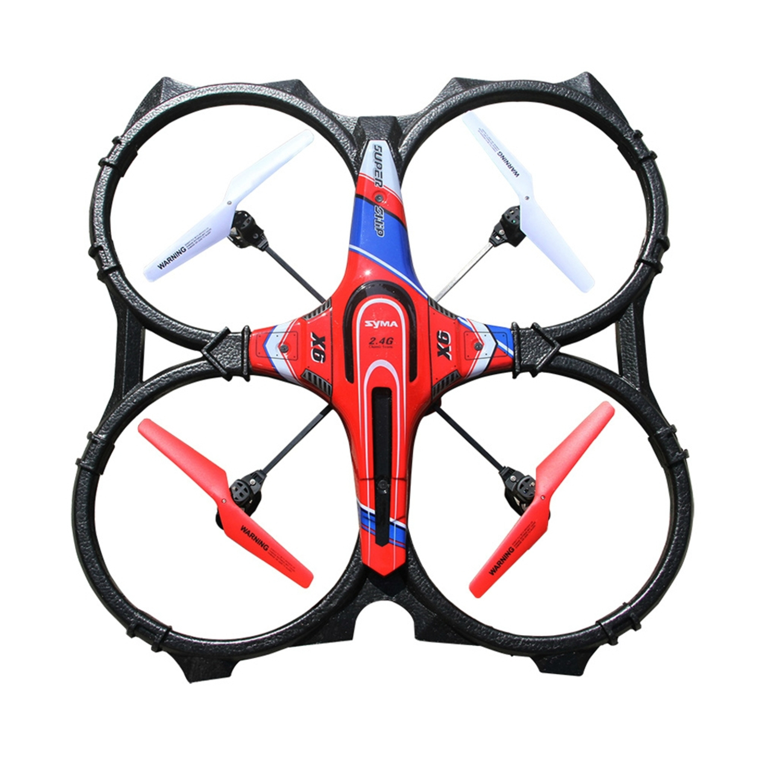 "Syma X6 22"" 4CH 2.4GHz RC 6-Axis Quadcopter Drone Super Ship Radio Control RTF"