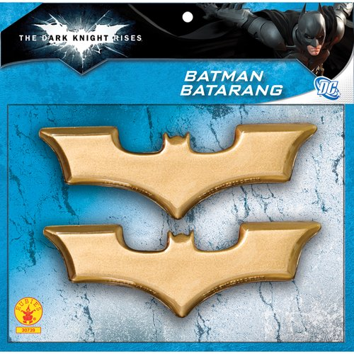 DC Comics Large Batarangs Halloween Accessory