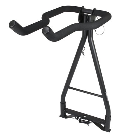 VENZO A Frame Twin Pole 4 Bike Bicycle Tow Ball Car Rack Carrier