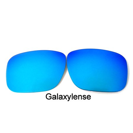 910aea19a1 Galaxylense - Galaxy Replacement Lenses For Oakley Holbrook Ice Blue Color Polarized  Sunglasses - Walmart.com