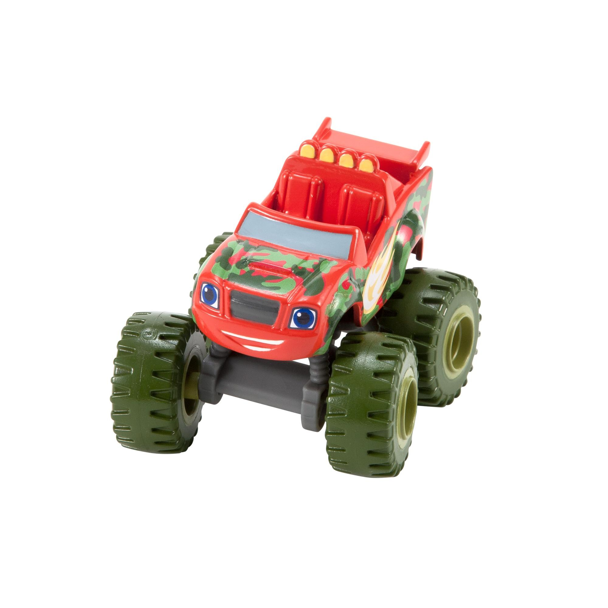 Nickelodeon Blaze and the Monster Machines, Camouflage Blaze by FISHER PRICE