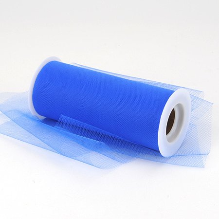 Royal Blue Tulle - Royal Blue - Premium Tulle Fabric ( 6 Inch   25 Yards )