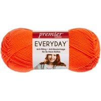 Premier Yarns Anti-Pilling Everyday Worsted Solid Yarn-Snow White