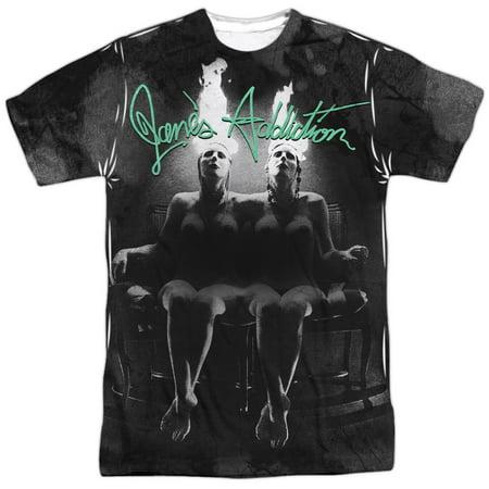Janes Addiction - Nothings Shocking - Short Sleeve Shirt - (Jane's Addiction New Orleans Halloween)