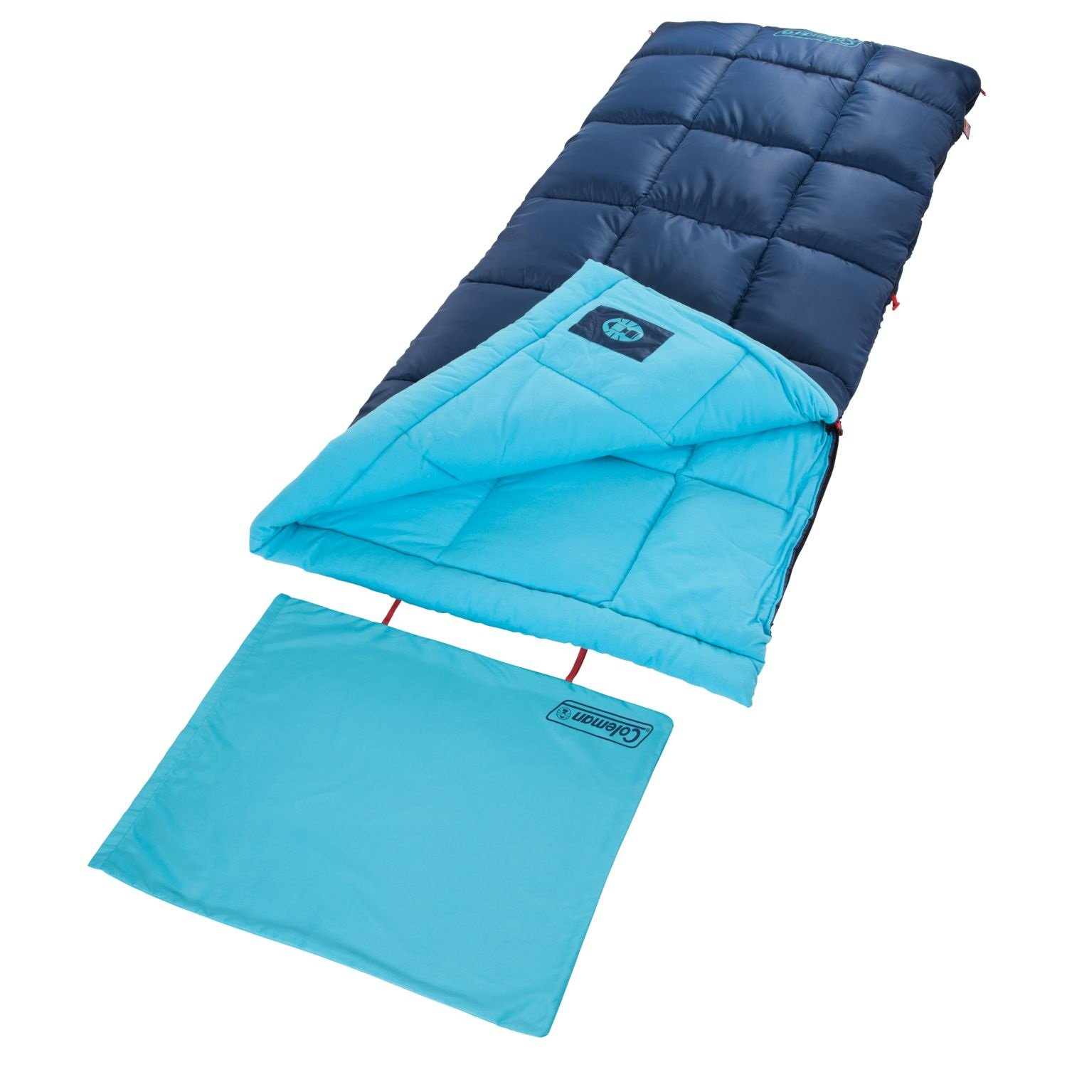 Coleman Heaton Peak 30 Rectangular Sleeping Bag by COLEMAN