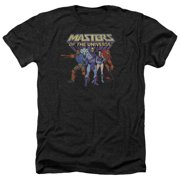 Masters Of The Universe Team Of Villains Mens Heather Shirt