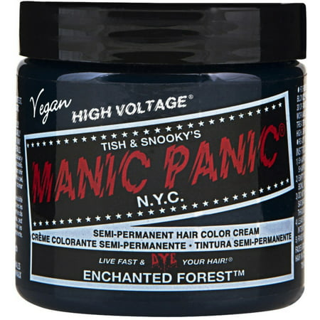 Manic Panic Semi-Permament Hair Color Creme, Enchanted Forest 4