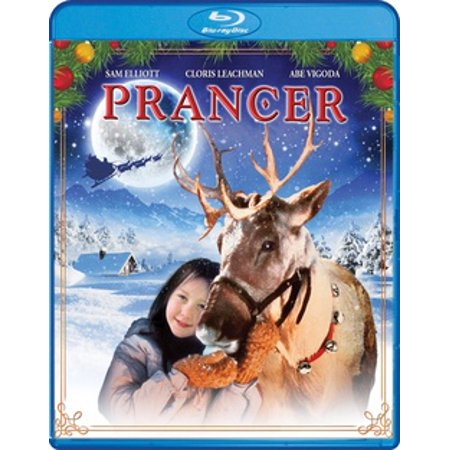 Prancer (Blu-ray) (Prancer Sleigh)