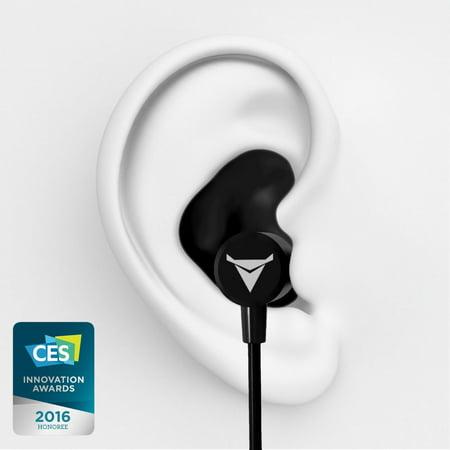 43df33416c6 Decibullz Custom Molded Wireless Bluetooth Headphones - Walmart.com