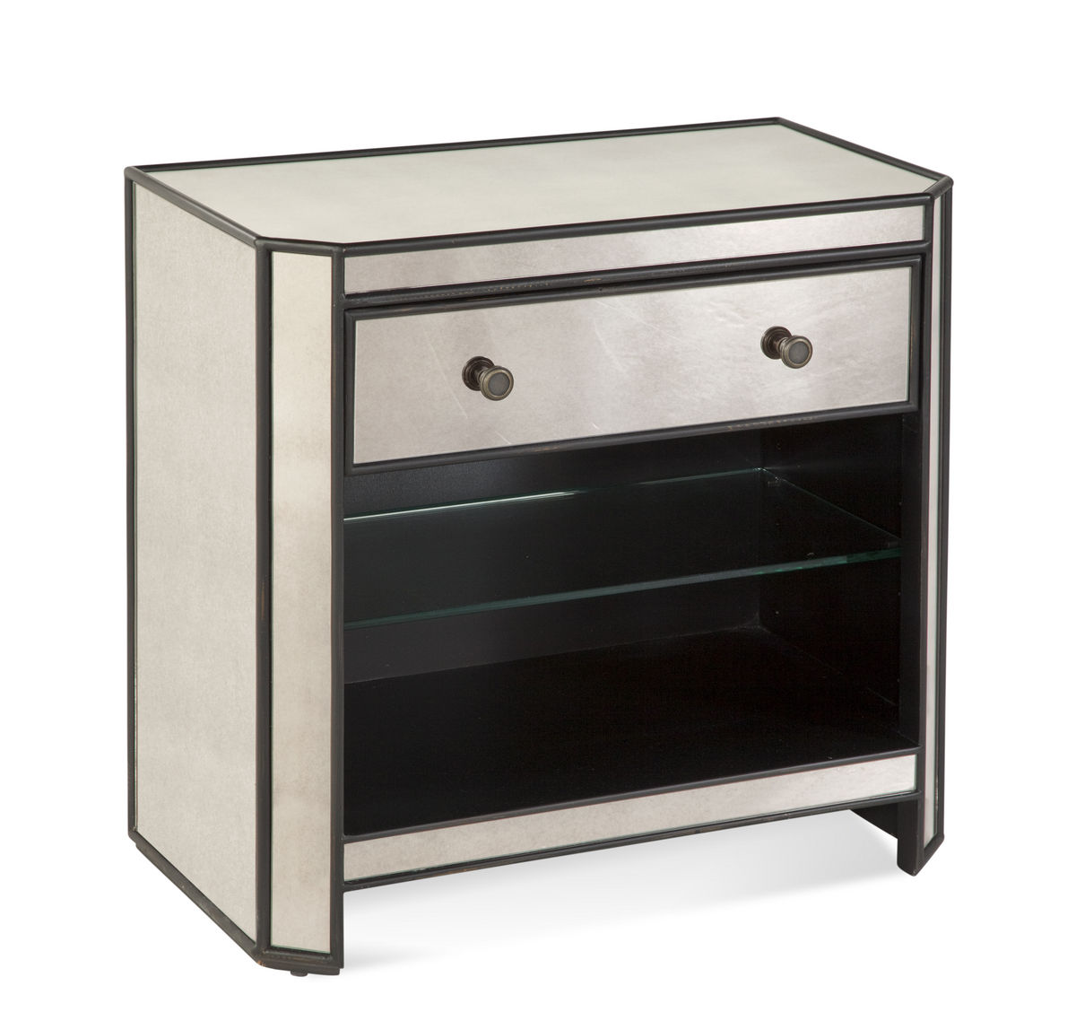 Bassett Hollywood Glam Mcdowell Side Chest by
