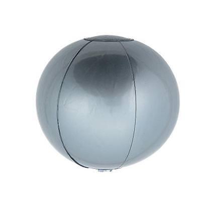 In-13604150 Inflatable Silver Mini Beach Balls Per Dozen