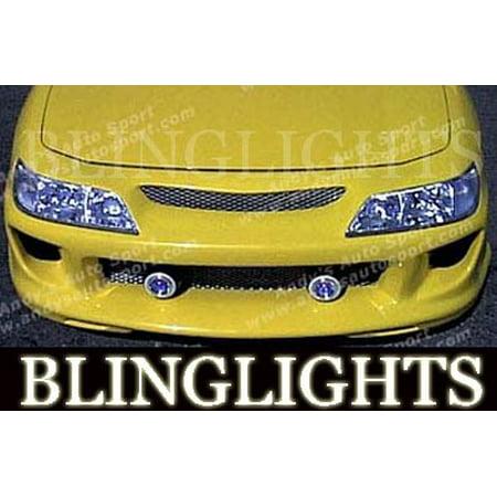 Acura Integra AAS Body Kit Bumper Halo Fog Lamps Driving - Acura integra fog lights