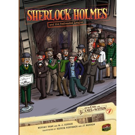 Sherlock Holmes and the Redheaded League - eBook (Sherlock Holmes The Red Headed League Short Summary)