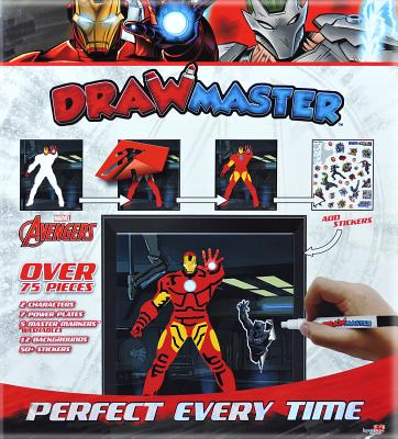 Drawmaster Marvel Avengers: Iron Man and Whiplash (Starter Set) (Other)
