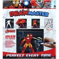 Drawmaster Marvel Avengers: Iron Man and Whiplash (Starter Set) (Other)