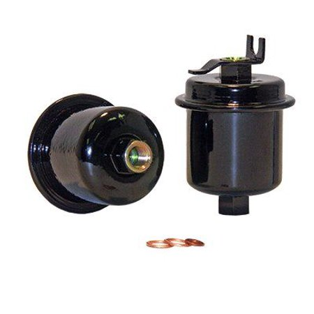 OE Replacement for 1994-1997 Honda Accord Fuel Filter (25th Anniversary Edition / DX / EX / EX-R / LX / SE / Value (1999 Honda Accord 2-3 Fuel Filter Location)