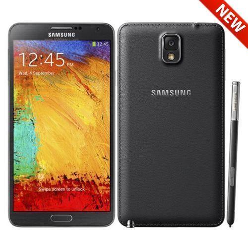 Samsung Galaxy Note 3 SM-N900A - 32GB - Black (At) Smartp...