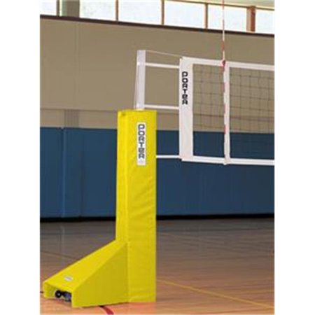 SSN PRSTAPAD06 Volleyball End Standard Pads, Yellow & Gold - image 1 de 1