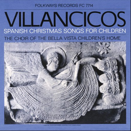 Choir of Bella Vista Children's Home - Villancicos: Spanish Christmas Songs for Children [CD] ()