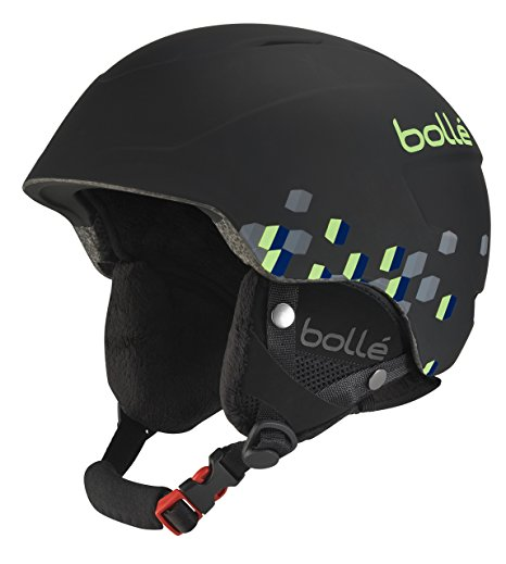*Bolle Helmets 30990 Soft Black Cubes 51-53cm B-Lieve by Bolle