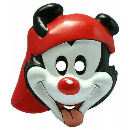 Animaniacs Mask Adult Costume Mask Wakko