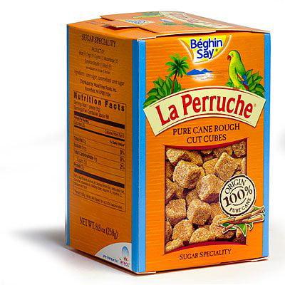 La Perruche Rough Cut Brown Sugar Cubes - 8.8 oz