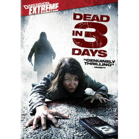 Dead In 3 Days (DVD) - Dead Day