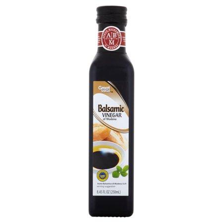(Great Value Balsamic Vinegar of Modena, 8.45 fl oz)