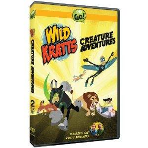 Wild Kratts: Creature Adventures (DVD)