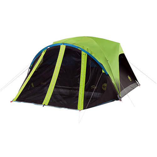 Coleman Darkroom Tent 6 Person Fastpitch  sc 1 st  Walmart & Coleman Darkroom Tent 6 Person Fastpitch - Walmart.com