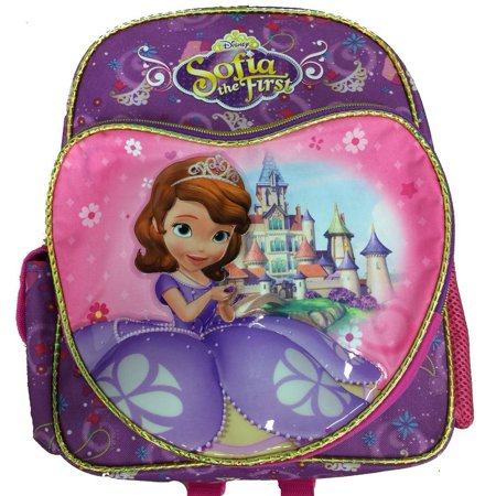 Small Backpack - - Sofia Castle School Bag 635855 - Sofia The First Backpack