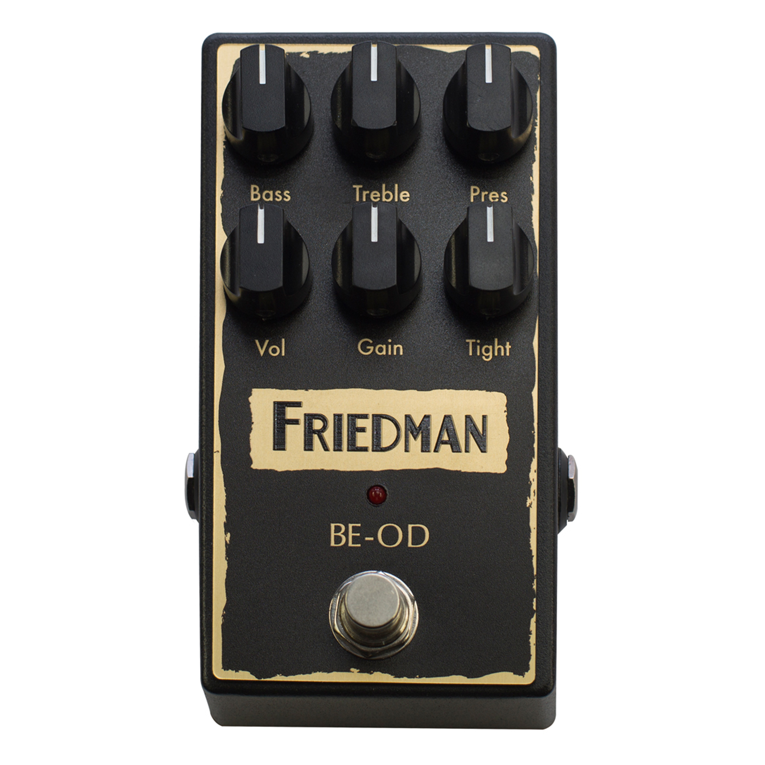Friedman BE-OD Brown Eye Overdrive Pedal by Friedman